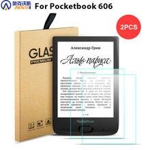 Закаленное стекло для pocketbook 606 2020 hd Защита экрана всех