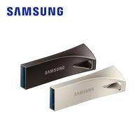 Samsung Bar Plus Usb Flash Drive Usb 3.1 32 Gb 64 Gb 128 Gb 256 Gb Pen Drives 4K metalen Pen Drive Memory Stick Opslag Apparaat Voor Pc
