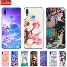 Silicon Case For Huawei Nova 3 3i 3e Phone Case Soft TPU Cover For Nova3 Nova3i INE LX2 INE LX9 Funda Back Cover Coque Bumper
