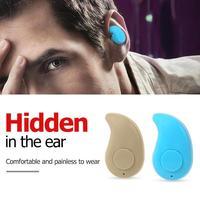 mini wireless bluetooth S530 Single Mini Wireless Bluetooth Earphones In-Ear Headset Sports Earbuds (5)
