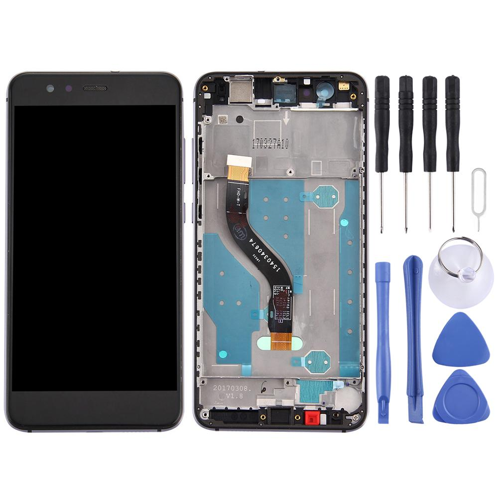 For Huawei P10 Lite / Nova Lite LCD Screen and Digitizer Full Assembly with Frame
