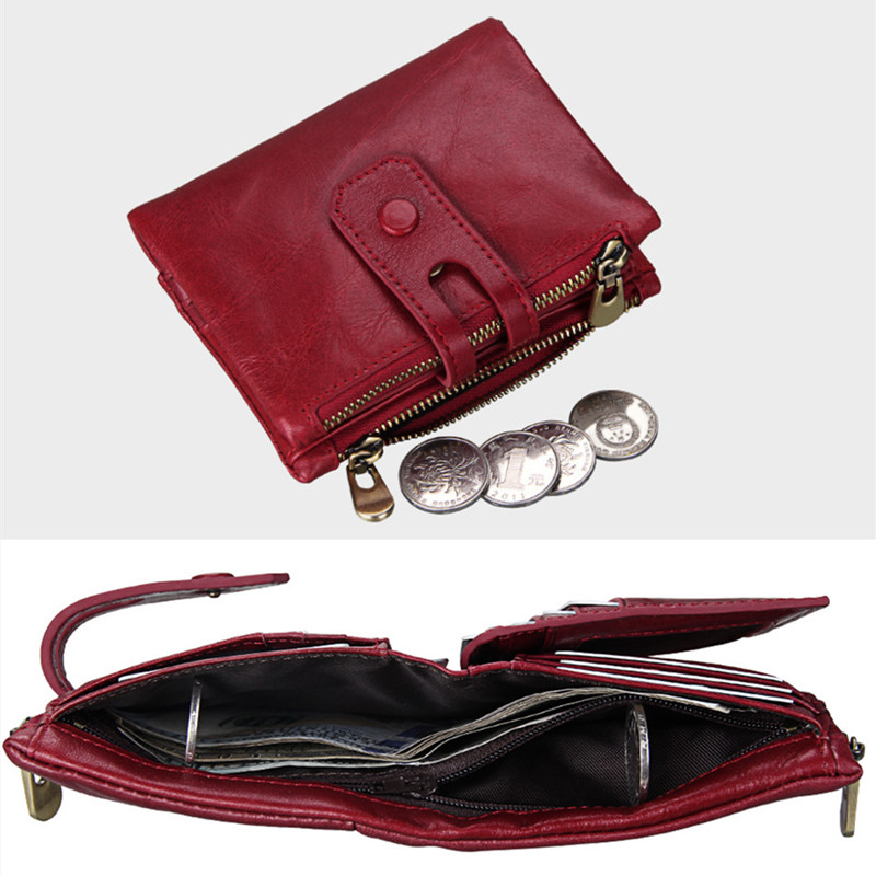 Rfid-100-Genuine-Leather-Women-Wallets-Female-Hasp-Double-Zipper-Luxury-Coin-Purse-ID-Card-Holder (2)