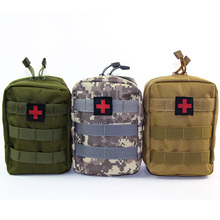 Tactical First Aid Kit Molle Medical Kits Travel Outdoor Survival Military Hiking Bag Emergency Kit Hunting Utility Belt Case brand new outdoor edc molle tactical pouch bag emergency first aid kit bag travel camping hiking climbing medical kits bags
