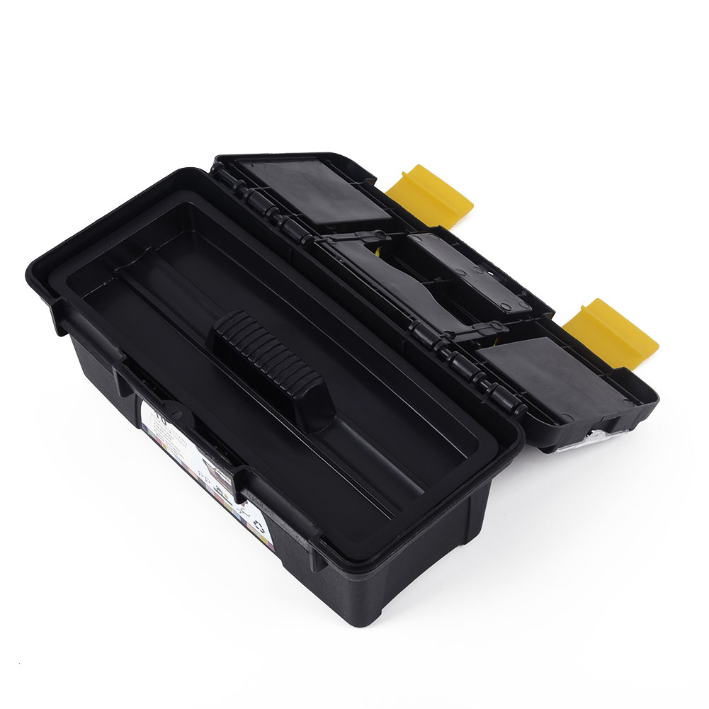 Lightweight Small Plastic Hardware Tools Box Storage For Screw Wrench Hammer