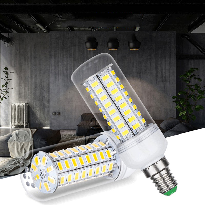 <font><b>LED</b></font> Corn Lamp E14 E27 <font><b>G9</b></font> GU10 24/36/78 <font><b>LEDs</b></font> SMD 5730 <font><b>lighting</b></font> Lamp <font><b>LED</b></font> Corn Bulb Lamp <font><b>LED</b></font> Chandelier For Home Decoration Ampoule image