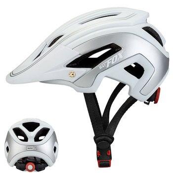 BATFOX Bicycle Helmet OFF-ROAD Casco Ciclismo Bicicleta Trail XC MTB All-terrain PC Bike Helmet MTB Mountain Bike Cycling Helmet цена 2017