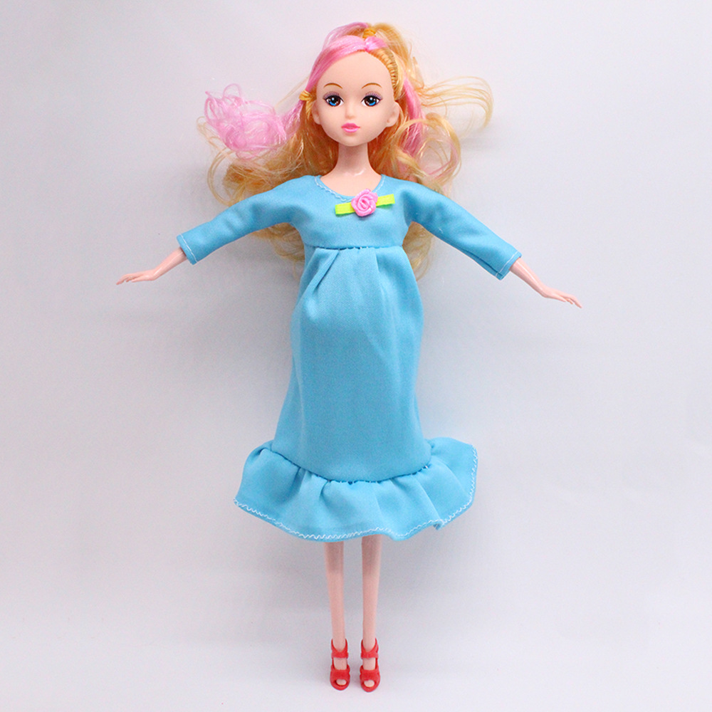 baby toys pregnant doll (4)
