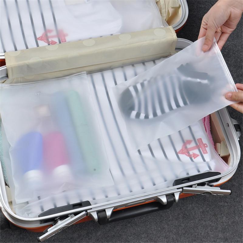 VOGVIGO Transparent Cosmetic Bags Travel Makeup Cases Zipper Make Up Handbag Organizer Storage Pouch Toiletry Women Wash Bag Kit