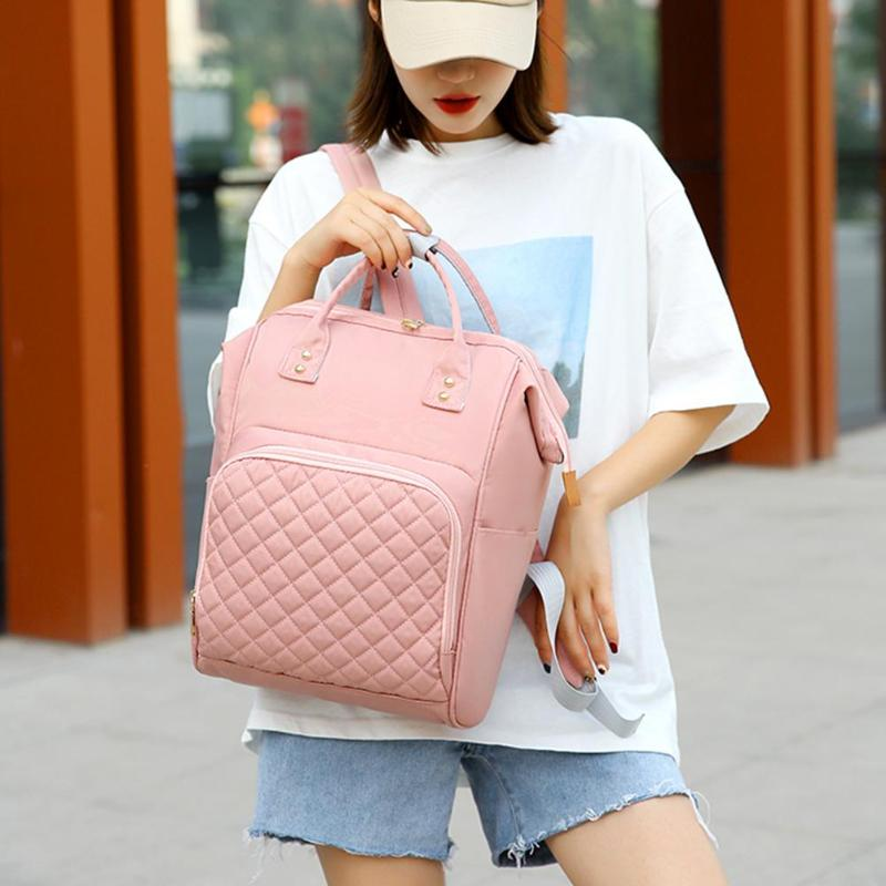 2019 NEW Fashion Diaper Bag Mommy Backpack