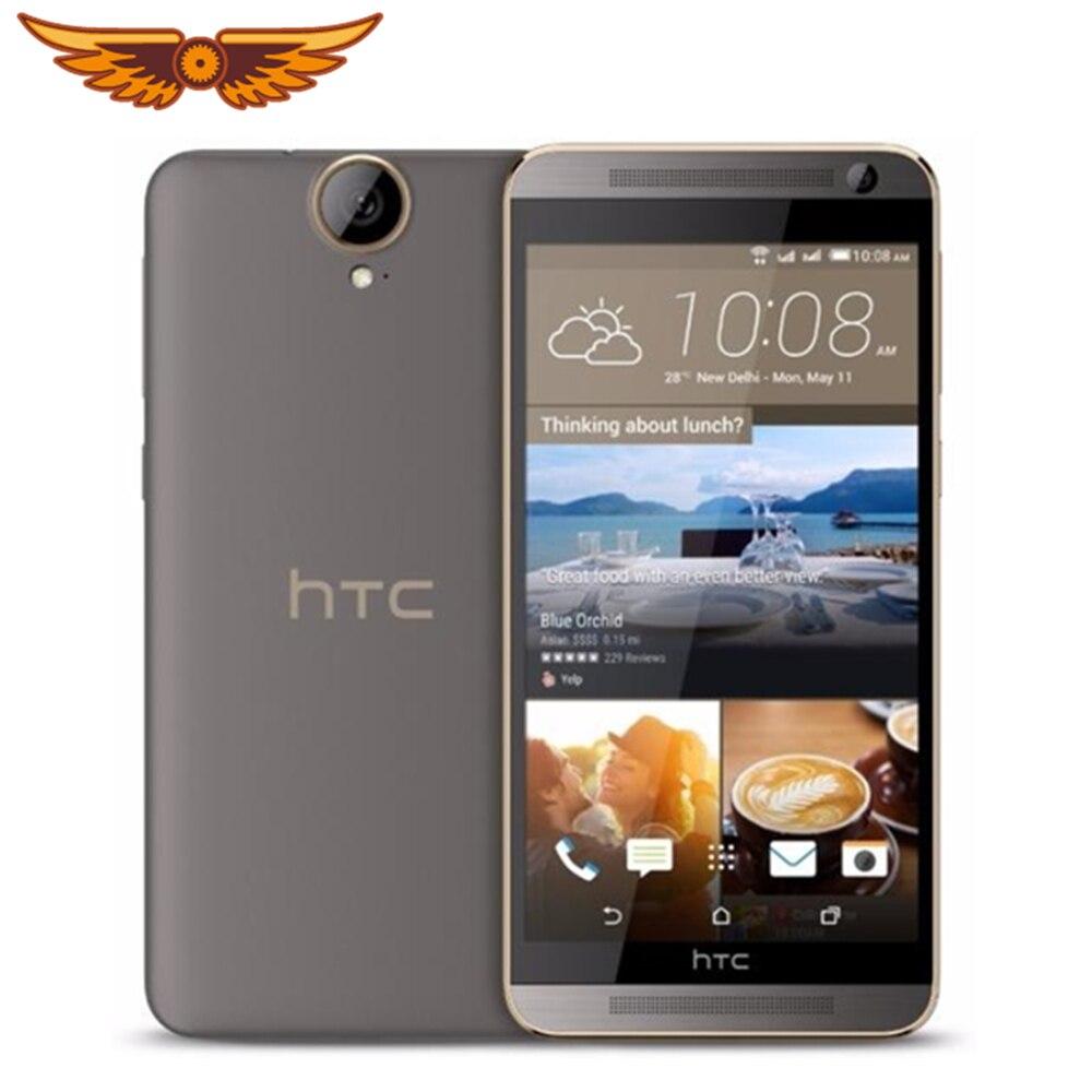 Оригинальный HTC One E9 плюс 5,5 дюймов 32 Гб Встроенная память 3 Гб оперативной памяти, Оперативная память Восьмиядерный процессор MTK 20.0MP LTE Две си...
