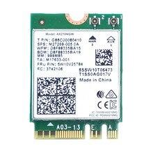 Двухдиапазонный Wi-Fi 6E AX210 M.2 NGFF Беспроводной карты для AX210NGW 2,4 ГГц/5G 802.11Ax Bluetooth 5,2 сетевая карта Wi-Fi