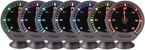 Image 5 - GReddi medidor automático de 74mm Sirius Trust, 7 colores, Turbo Boost Volt, temperatura de agua, aceite, presión Turbo RPM, EGT, relación A/F, medidor de combustible
