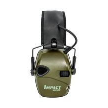 Electronic Shooting Earmuffs Tactical Outdoor Sports Anti-noise Sound Amplification Hearing Protection Headphones Heads