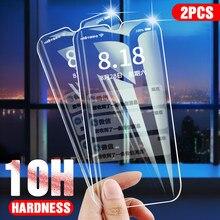 2PCS Screen Protector Für LG K61 K41S K51S K40 K40S K50 K50S K12 Plus K8 K10 2017 2018 K9 gehärtetem Glas Schutz Glas Film