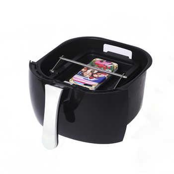 Mini Mobile Phone Case Heat Transfer Machine 3D Mobile Phone Case Heat Transfer Equipment Small ST-1520