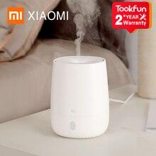 XIAOMI MIJIA HL ארומתרפיה מפזר אדים אוויר dampener ארומה מפזר מכונת חיוני שמן קולי ערפל יצרנית שקט