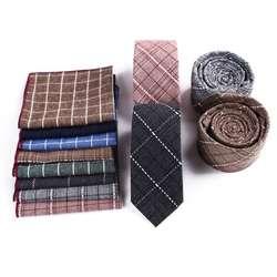 Для мужчин носовые платки с принтами галстук комплект модные свадебные повседневное Цветочный Тонкий 6 см галстуки свадебные костюмы