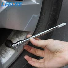 Air-Pressure-Test-Meter Tire/tyre Silver Pen-Shape Car-Styling 5-50-Psi Durable Emergency-Use