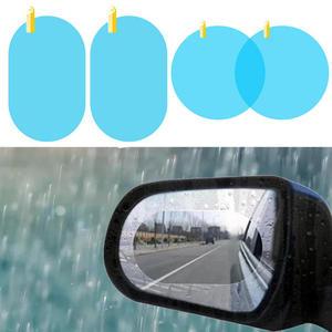 Rearview-Mirror Protective-Film Hydrophobic Anti-Rain-Mist Auto-Car 1-Pair Rainproof