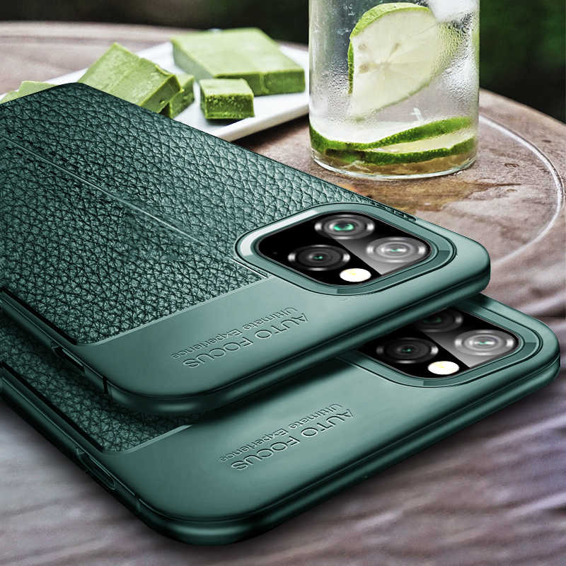 Leather Case Voor Iphone11 11 Pro Case Cover Luxe Silicon Bumper Telefoon Case Op Voor Iphone 11 Pro Max 11 pro Funda Cover