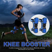 1/2 pcs Power Lift Joint Support Knee Pads Breathable Non-slip Powerful Rebound Force booster