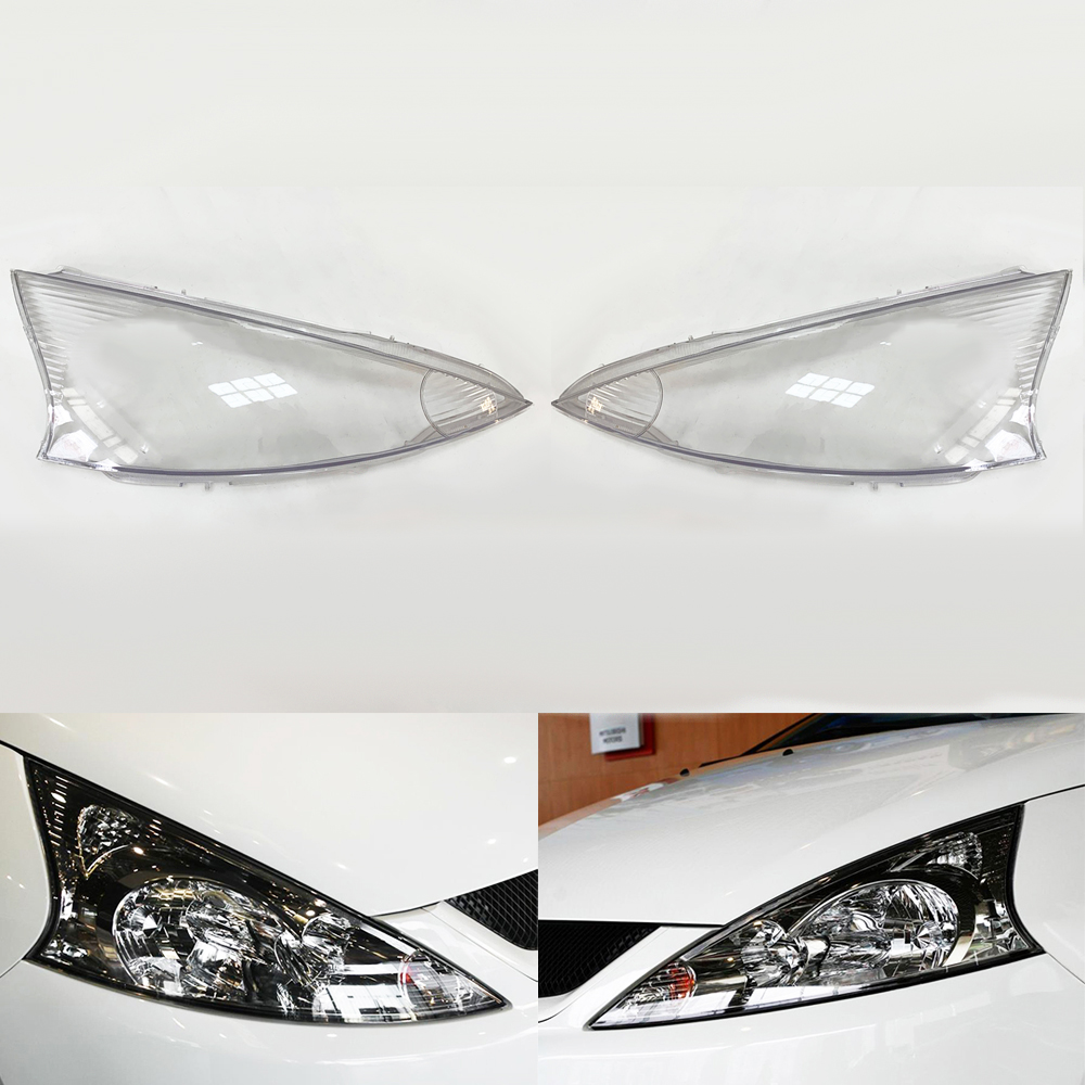 Car Headlamp Lens For Mitsubishi Grandis Car Headlight  Replace Front Auto Shell Cover