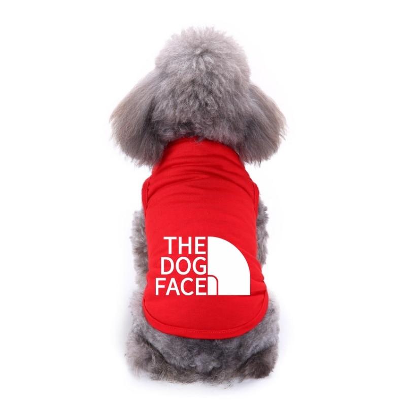 1Pc Cool Fashionable Dog Shirt