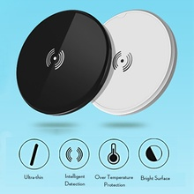 Qi Wireless 5w Charger Wireless Charging Pad Induction Wirless Charger For iPhone Samsung S6/S6 Edge