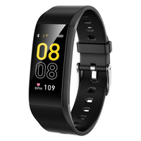 Smart Band Waterproof Fitness Tracker BYM F1 Smart Bracelet Blood Pressure Heart Rate Monitor PK Mi Band 3 smartband reloj m3