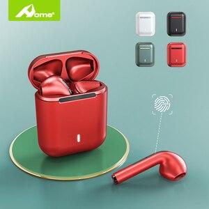 Домашние беспроводные наушники J18 с Bluetooth, беспроводная гарнитура с низкой задержкой, наушники вкладыши, стерео наушники с микрофоном для iPhone|Наушники и гарнитуры|   | АлиЭкспресс