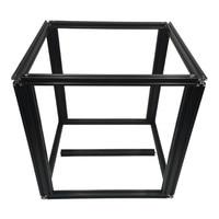 1set* Creality ENDER 4 3D printer parts aluminum profile kit black anodized linear rail set