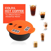 Capsules réutilisables de café de PP avec le couvercle de silicone compatibles avec les tasses réutilisables rechargeables de filtre de café de Tassim de Machine de Bosch