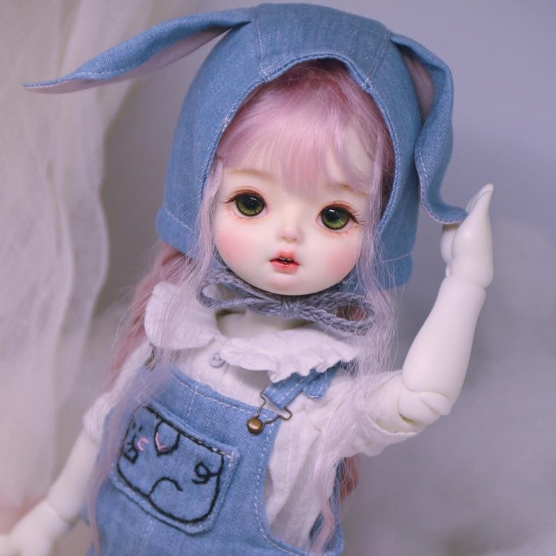 Shuga Fairy Rina 1/6 BJD Dolls Resin Model Fashion Figure Toys For Girls boys gift