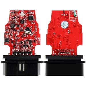 Image 3 - Renolink V1.87 OBD2 dla Renault ECU programista Renolink 1.87 V187 obd2 narzędzie diagnostyczne Auto Airbag Reset klucz kodowania ECM UCH