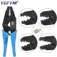 HS-05H/02 H/02H1/02H2/457 pince à sertir coaxiale RG55 RG58 RG59, 62, relden 8279,8281, 9231,9141 SMA/BNC connecteurs outils