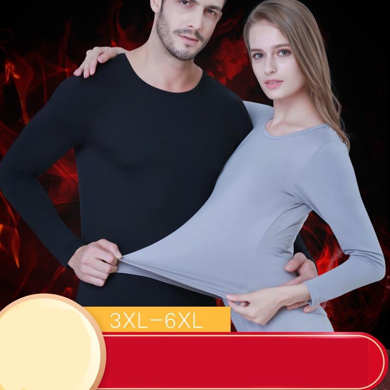 New Fattest And Enlarged Women Winter Thermal Underwear Women Plus Size Long Johns Suits Leggings Women Cotton Warm Undershirts