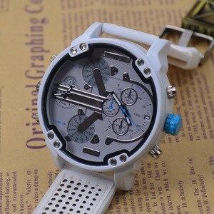 Image 2 - Часы наручные мужские кварцевые с автоматической датой и разными часовыми поясами