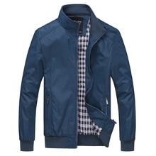 New Jacket Mens Fashion Casual Loose Mens Jacket Zipper Stre