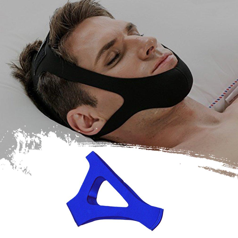 Ремешок для подбородка против храпа, устройство против апноэ, для поддержки апноэ во сне, инструменты для ухода за сном