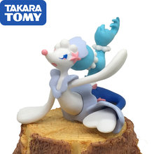 다카라 토미 정품 포켓몬 T-ARTS 인형 액션 피규어 Cllection 포켓 몬스터 엘프 모델 선물