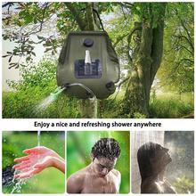 20L Solar Camping Shower…