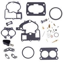 LETAOSK Carburetor Rebuild Tool Kit 3302-804844002 Fit for Mercruiser Marine 2Barrel