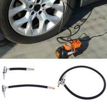 Автомобильный воздушный насос для шин Удлинительный шланг адаптер