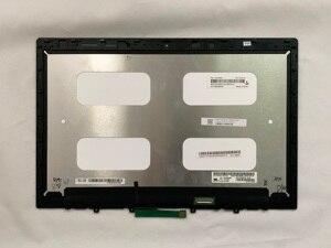 "Image 3 - L380 용 Yoga 20M7 20M8 노트북 ThinkPad 13.3 ""LCD 조립품 터치 스크린 기존 LGD 02DA313 FHD 1920*1080 IPS 72% NTSC 테스트"