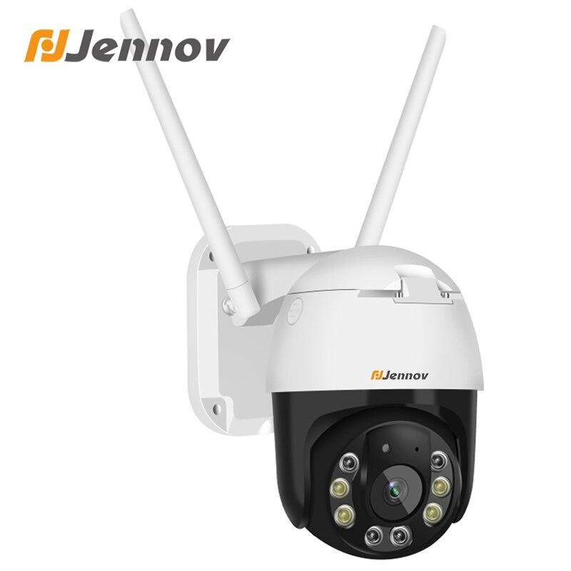 Jennov 1080P Yoosee Wifi IP Camera 2MP Dome Outdoor Two-Way Audio CCTV Wireless Security Video Surveillance Waterproof Pan/Tilt
