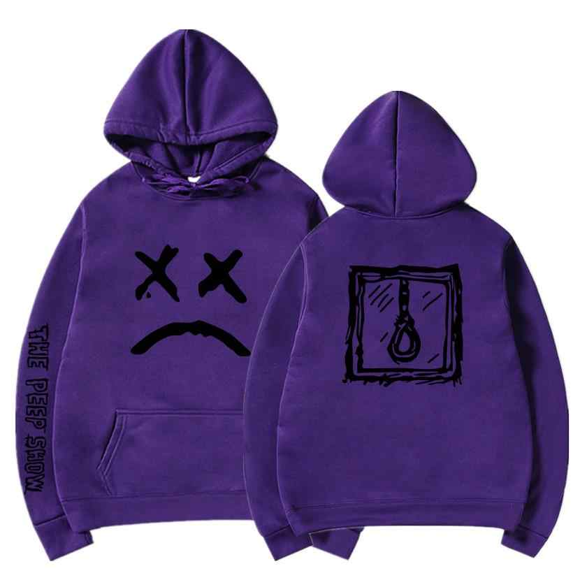 Lil Peep Hoodies Love lil.peep 남성 스웨터 후드 풀오버 스웨터 남성/여성 sudaderas cry baby hood hoddie S-XXXL