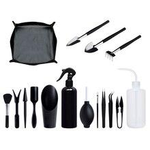 Hand-Tools-Set Transplanting-Tools Miniature Garden Indoor