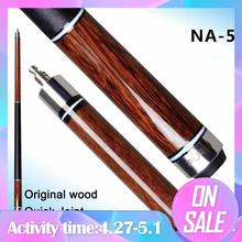 цена на FURY Official Store NA5 11.75mm&13mm Pool Cue Tiger Tip Cue Stick Selected Maple Shaft Taco Cue Professional Billiard Cue Newly