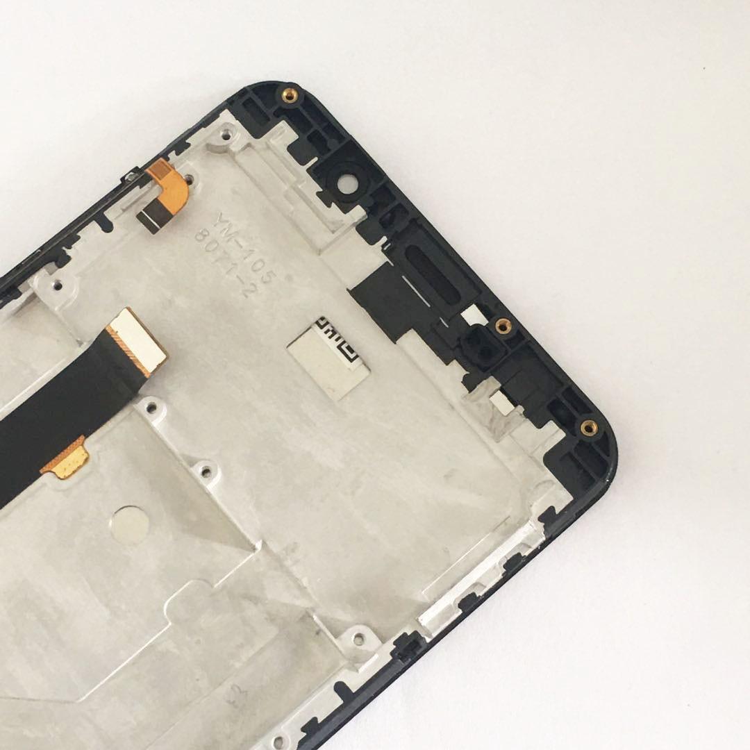 С/без рамки, оригинал 5,99 для Cubot power, ЖК дисплей + сенсорный экран, дигитайзер, сборка, черный, синий, с инструментами, лента - 3