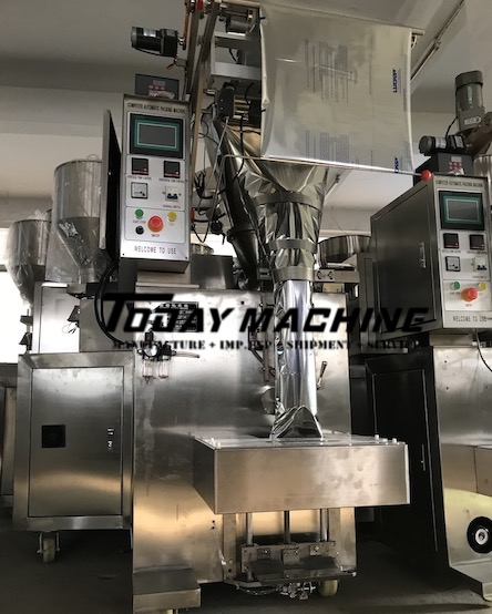 liquid shampoo small pouch bag vertical packing machine Free flowing product bag Sticky liquid packing in Pneumatic Tools from Tools